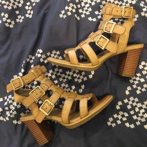 Like New Condition Heeled Sandals